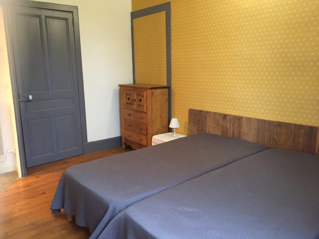 chambre LE GOUR BLEU (2 personnes)